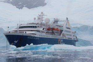 Ocean Diamond by Quark Expeditions