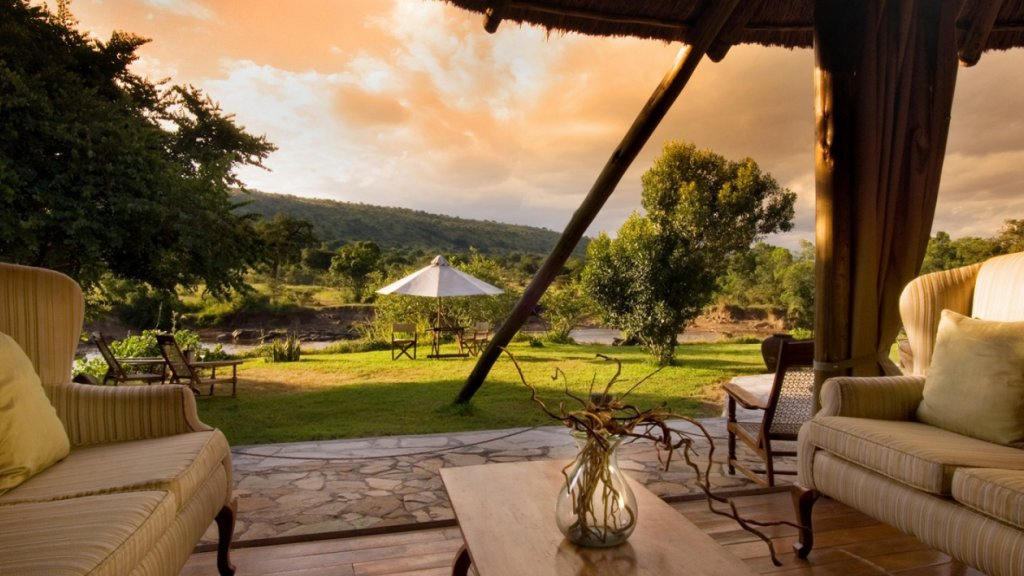 $785 for a 3-Nights Flying Safari Package at Karen Blixen Camp, Kenya