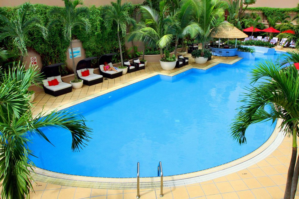 Caravelle hotel ho chi minh city saigon spiced Ho chi minh city hotels with swimming pool