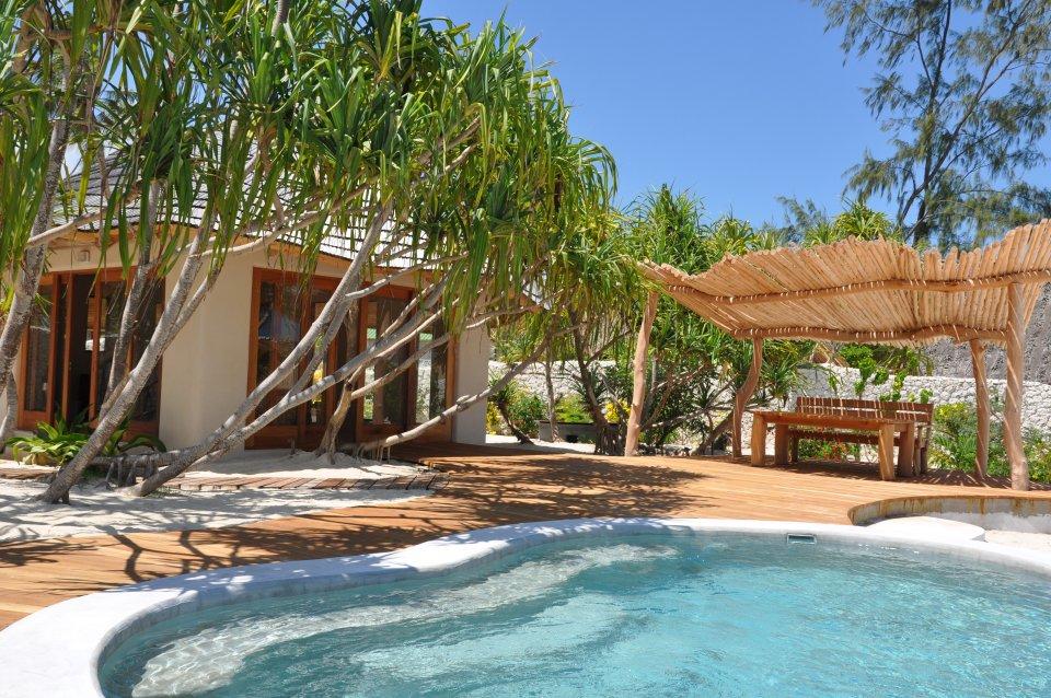 White sand villas zanzibar spiced destinations for Villas in ireland with swimming pool