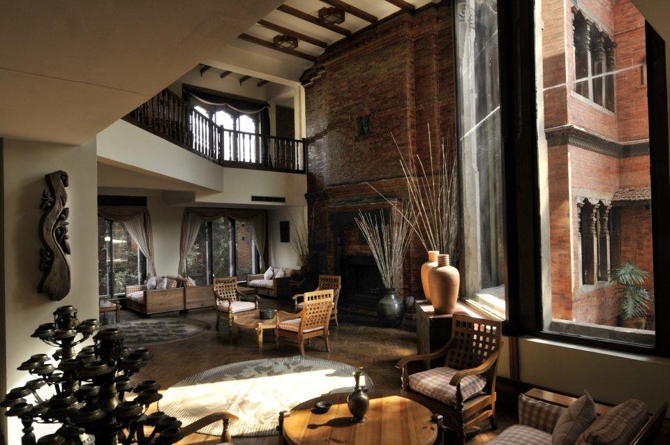 Dwarika s hotel kathmandu spiced destinations for Home decor nepal