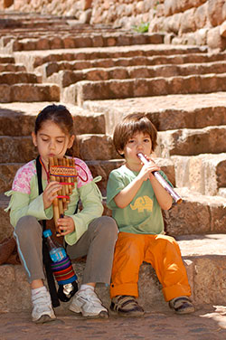 kids have fun with Spiced Destinations trips
